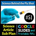 Science Reading Article - The Science Behind the Flu Shot