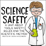 Science Safety {A Science Mini-Unit}