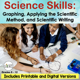 Science Skills: Graphing, Applying the Scientific Method a