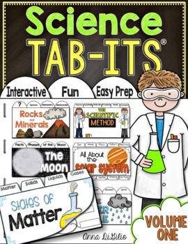 Science Tab-Its Bundle Volume 1