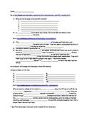 Scientific Method Webquest