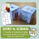 Scientific Method What is Science? PowerPoint and Cubing A