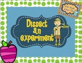 Scientific Method and Experimental Design Task Card Set