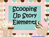 Scooping Up Story Elements