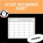 Scoot Recording Sheets