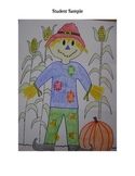 Scotty the Scarecrow - A Fall / September Listening Activity