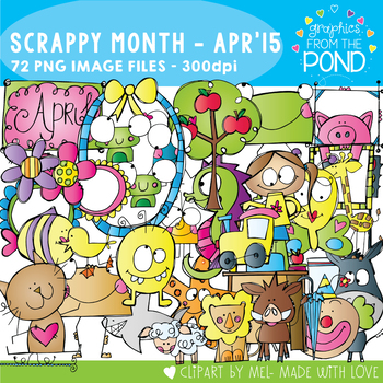 Scrappy April