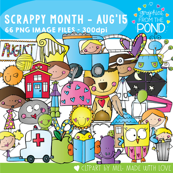 Scrappy August