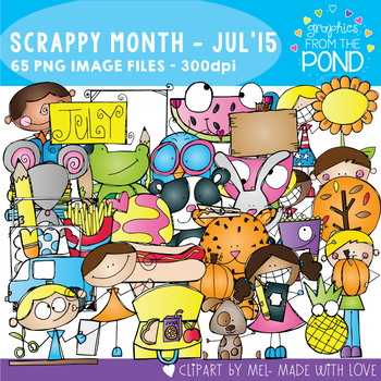 Scrappy July