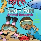 """Seafari"" Ocean Research Unit for Kindergarten"