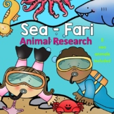 """Seafari"" Ocean Research Unit for Kindergarten"