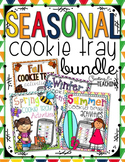 Seasonal Cookie Tray Bundle