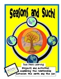 Seasons and Such with Common Core Correlations