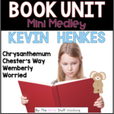 KEVIN HENKES Second Grade Author Activities-TheWriteStuff