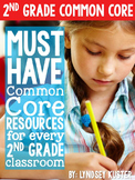 Second Grade Common Core {Literature and Informational Tex