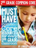 Second Grade Common Core {Literature and Informational Tex