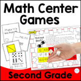 Second Grade Math Games ~ Thumbs Up or Thumbs Down?