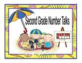 Second Grade Number Talks