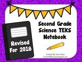 Second Grade Science TEKS Notebook