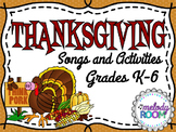 Thanksgiving Music and Activities PPT