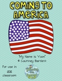 Second Grade Treasures Resources for My Name is Yoon (2.1.5)