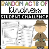 Secret Student Mission: Service Learning Project for Rando
