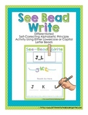 See-Bead-Write: Differentiated Self-Correcting Common Core
