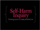 Self-Harm Inquiry