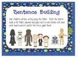 Sentence Building - Star Wars (Common Core)