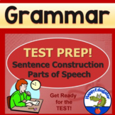 TEST PREP Parts of Speech and Sentence Construction Intera