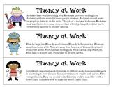 Sentence Fluency Literacy Center - Fluency at Work