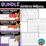 Sentence Helpers-MEGA BUNDLE!