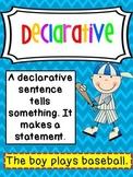 Sentence Mania! Understanding the 4 Types of Sentences
