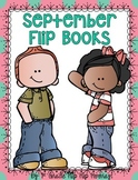 September Flip Books...Print, Fold, Create!