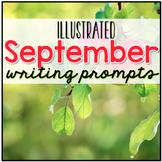 September Writing Prompts - September Journal Prompts