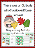 Sequencing Activity- There was an Old Lady Who Swallowed S