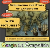 Sequencing Jamestown with Pictures - An Introduction to th