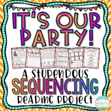 Sequencing Reading Project {Activities for teaching Sequen
