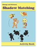 Shadow Matching Activity Book
