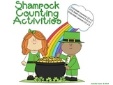 Shamrock Counting Activities