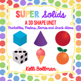 Super Solids {3D Shape Unit}