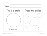Shapes Worksheets - Math Basic Skills