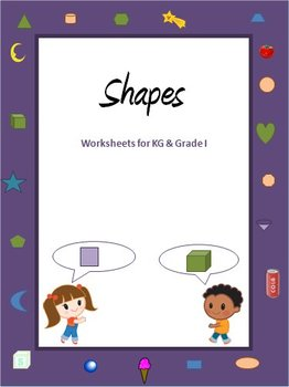 Shapes for KG and Grade 1