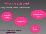 Shaping Up with Polygons: An Introduction to Polygons