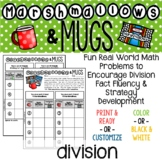 Sharing Division Problems: Marshmallows and Mugs