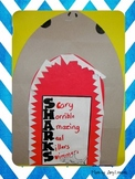 Shark Acrostic Poem Freebie