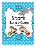 Shark for Long O Words