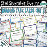 Shel Silverstein Poetry Task Cards Volume 2 (Common Core Aligned)