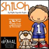 Shiloh Novel Study & Reading Response