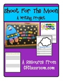 Shoot For the Moon Writing Activity Kit